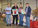 Etobicoke heart of operation to send record number of toys to the North